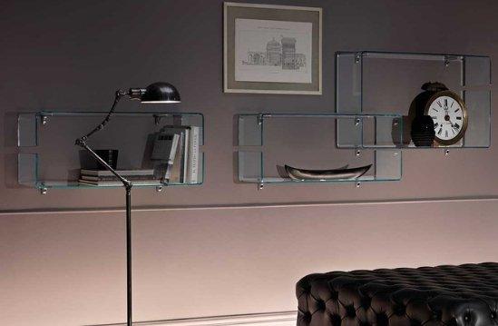 Entdecken Sie bei Conzept Beckord besondere Designmöbel! Hier finden Sie ein vorschau Bild vom Fiam Italia Regal Babila