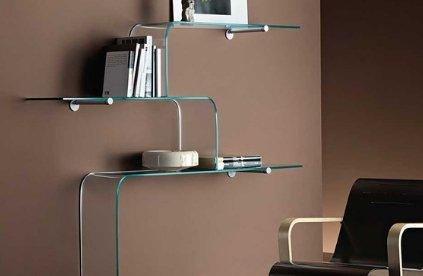 Entdecken Sie bei Conzept Beckord besondere Designmöbel! Hier finden Sie ein vorschau Bild vom Fiam Italia Regal Mensole
