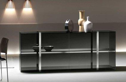Entdecken Sie bei Conzept Beckord besondere Designmöbel! Hier finden Sie ein vorschau Bild vom Fiam Italia Regal Milo