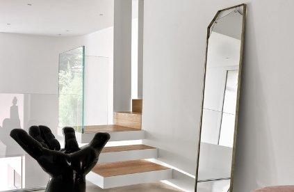 Entdecken Sie bei Conzept Beckord besondere Designmöbel! Hier finden Sie ein vorschau Bild vom Fiam Italia Spiegel Pinch