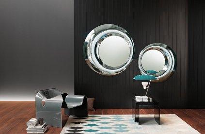 Entdecken Sie bei Conzept Beckord besondere Designmöbel! Hier finden Sie ein vorschau Bild vom Fiam Italia Spiegel Rosy