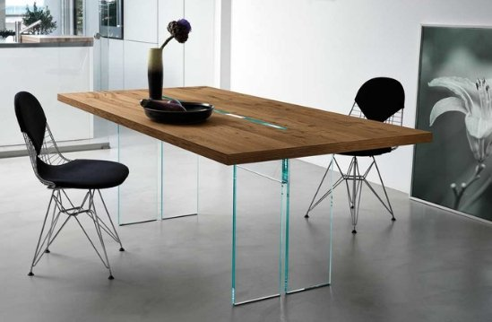 Entdecken Sie bei Conzept Beckord besondere Designmöbel! Hier finden Sie ein vorschau Bild vom Fiam Italia Tisch Ilt