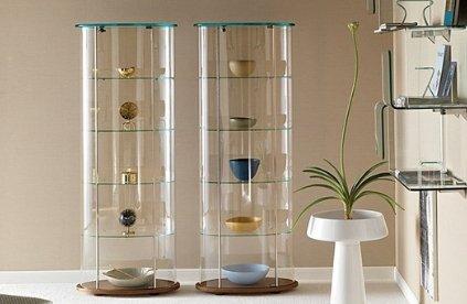 Entdecken Sie bei Conzept Beckord besondere Designmöbel! Hier finden Sie ein vorschau Bild vom Fiam Italia vitrine Palladio