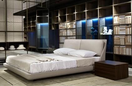 Entdecken Sie bei Conzept Beckord besondere Designmöbel! Hier finden Sie Porro Betten Makura