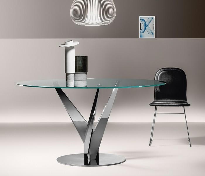 Entdecken Sie bei Conzept Beckord besondere Designmöbel! Hier finden Sie Fiam Italia Tische: Epsylon