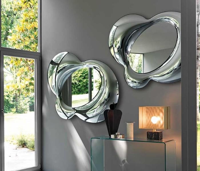 Entdecken Sie bei Conzept Beckord besondere Designmöbel! Hier finden Sie Fiam Italia Spiegel: Lucy