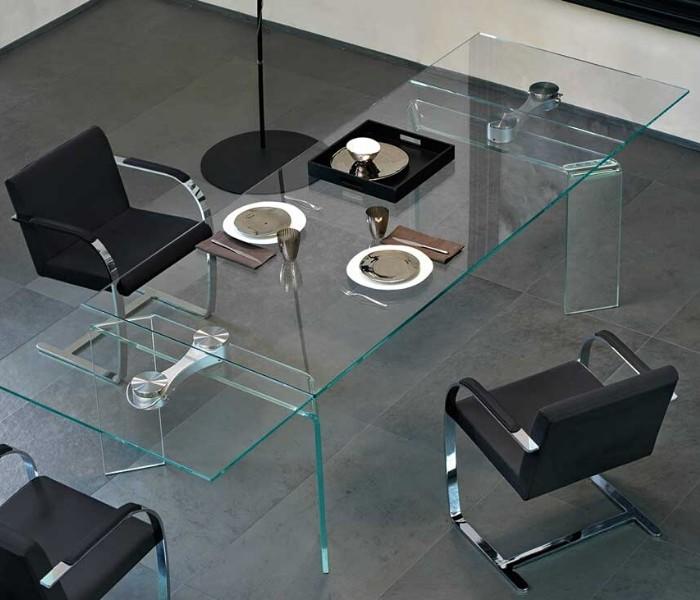 Entdecken Sie bei Conzept Beckord besondere Designmöbel! Hier finden Sie Fiam Italia Tische: Ray Plus