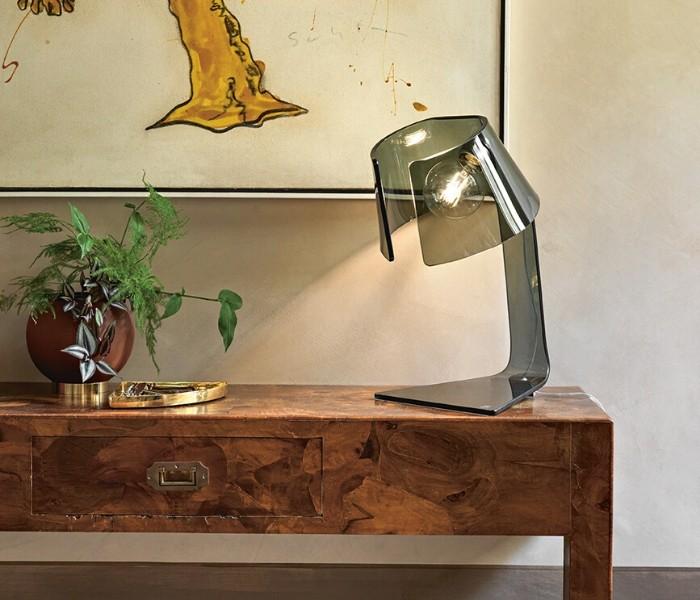 Entdecken Sie bei Conzept Beckord besondere Designmöbel! Hier finden Sie Fiam Italia Accessoires: Lastra