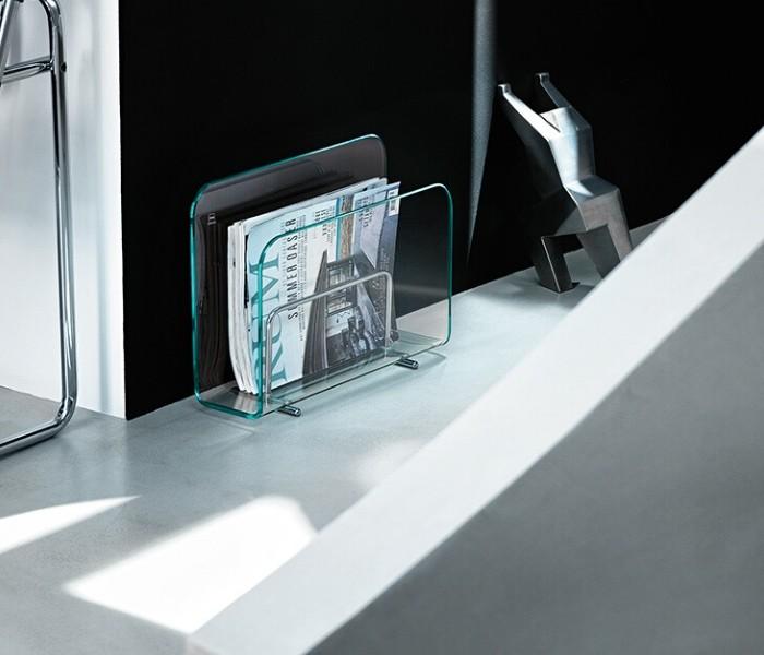 Entdecken Sie bei Conzept Beckord besondere Designmöbel! Hier finden Sie Fiam Italia Accessoires: Vogue