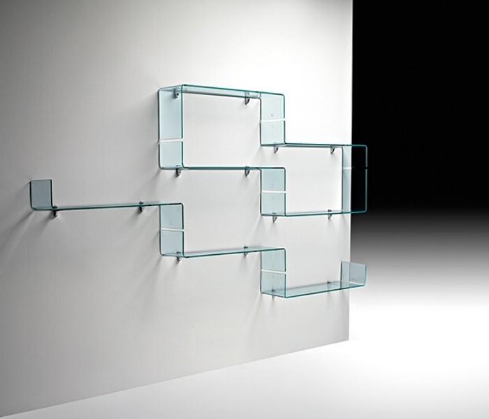 Entdecken Sie bei Conzept Beckord besondere Designmöbel! Hier finden Sie Fiam Italia Regale: Babila