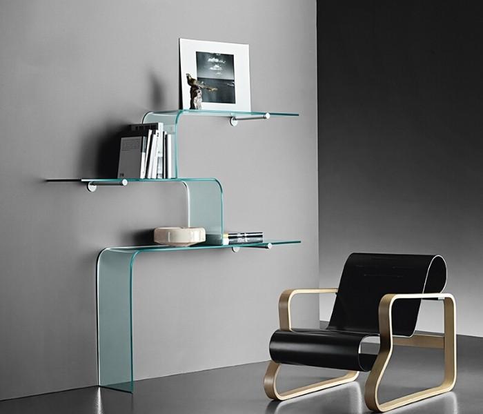 Entdecken Sie bei Conzept Beckord besondere Designmöbel! Hier finden Sie Fiam Italia Regale: Mensole