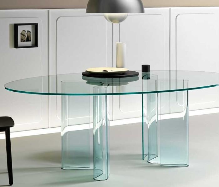 Entdecken Sie bei Conzept Beckord besondere Designmöbel! Hier finden Sie Fiam Italia Tische: Sahara