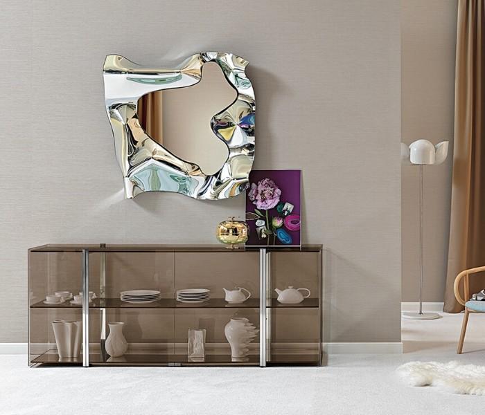 Entdecken Sie bei Conzept Beckord besondere Designmöbel! Hier finden Sie Fiam Italia Spiegel: Christine