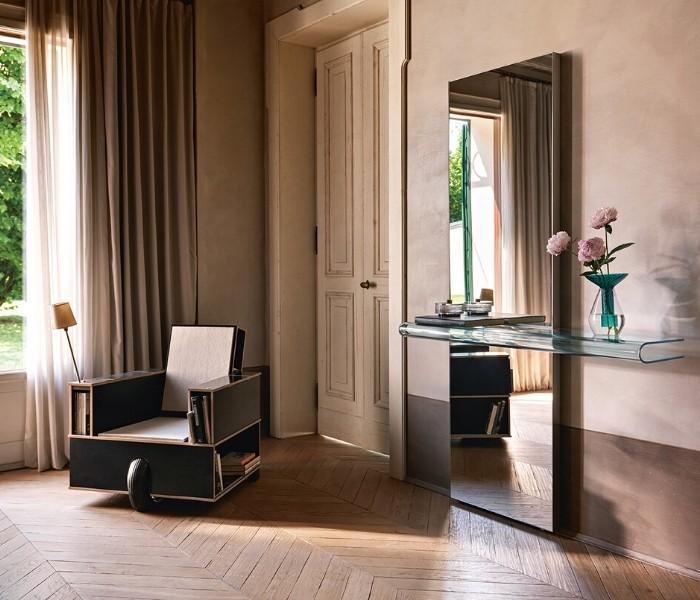 Entdecken Sie bei Conzept Beckord besondere Designmöbel! Hier finden Sie Fiam Italia Spiegel: Let me see
