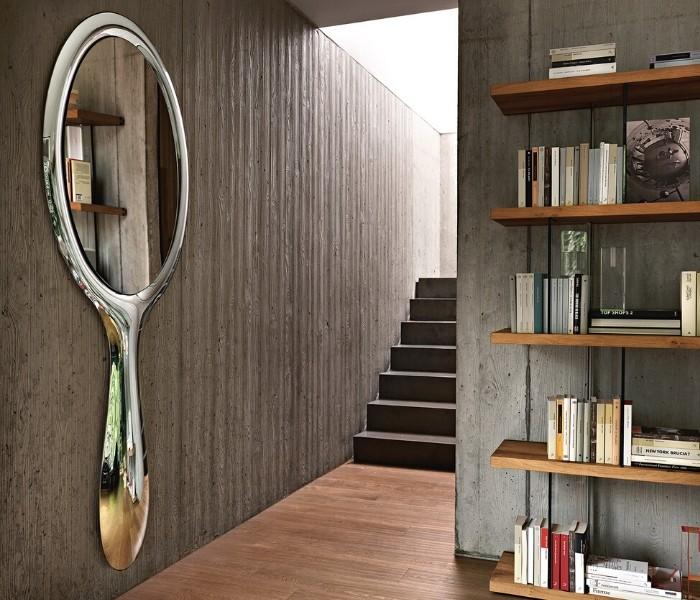 Entdecken Sie bei Conzept Beckord besondere Designmöbel! Hier finden Sie Fiam Italia Spiegel: Lilipop