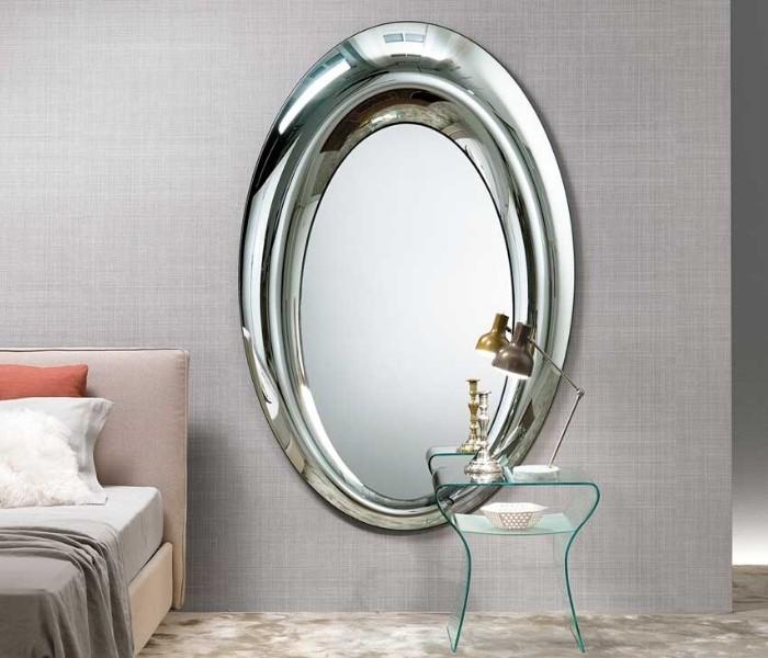 Entdecken Sie bei Conzept Beckord besondere Designmöbel! Hier finden Sie Fiam Italia Spiegel: Mary