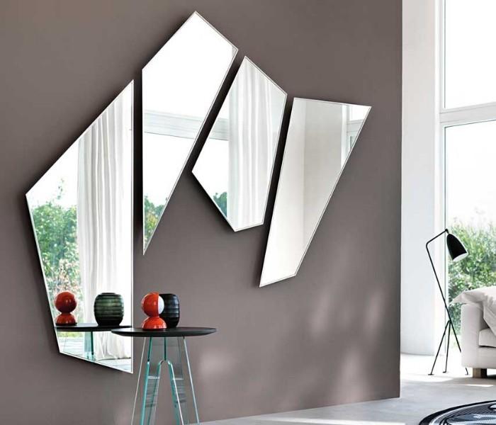Entdecken Sie bei Conzept Beckord besondere Designmöbel! Hier finden Sie Fiam Italia Spiegel: Mirage