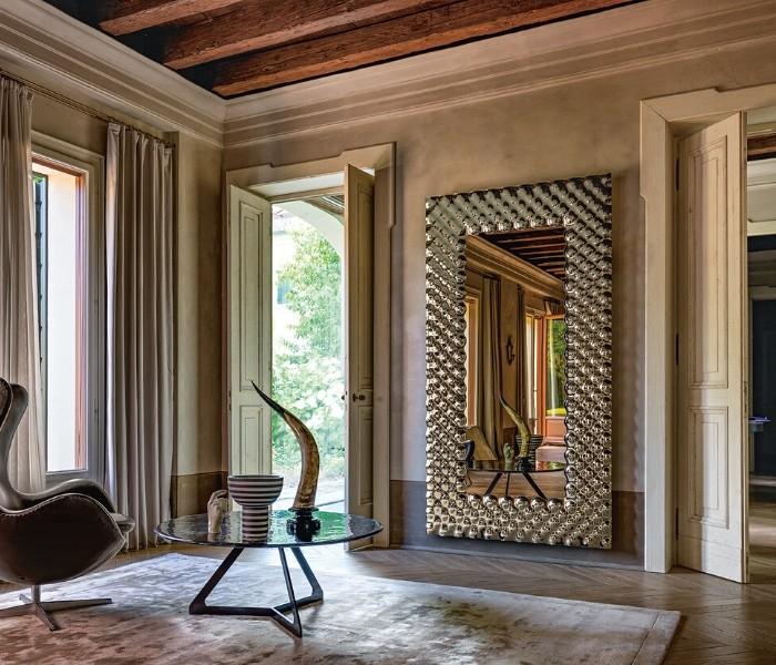 Entdecken Sie bei Conzept Beckord besondere Designmöbel! Hier finden Sie Fiam Italia Spiegel: Pop