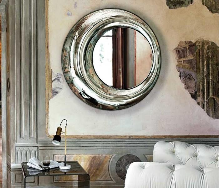 Entdecken Sie bei Conzept Beckord besondere Designmöbel! Hier finden Sie Fiam Italia Spiegel: Rosy