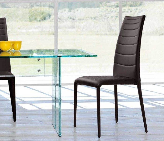 Entdecken Sie bei Conzept Beckord besondere Designmöbel! Hier finden Sie Fiam Italia Stühle: Brigitte