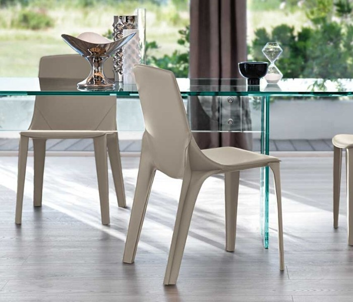 Entdecken Sie bei Conzept Beckord besondere Designmöbel! Hier finden Sie Fiam Italia Stühle: Callas