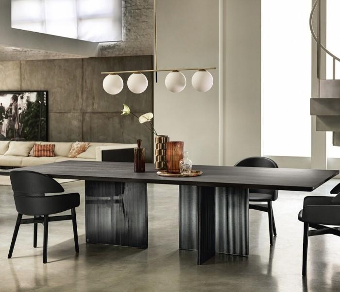 Entdecken Sie bei Conzept Beckord besondere Designmöbel! Hier finden Sie Fiam Italia Tische: big Wave