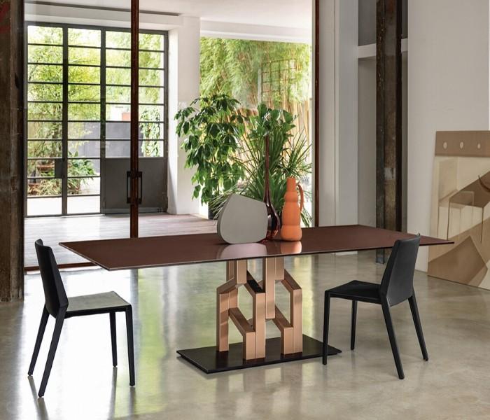 Entdecken Sie bei Conzept Beckord besondere Designmöbel! Hier finden Sie Fiam Italia Tische: Kighi