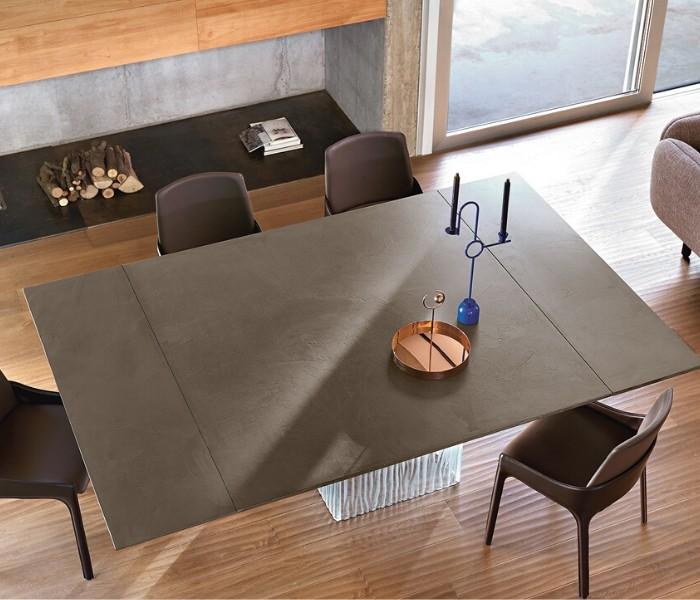 Entdecken Sie bei Conzept Beckord besondere Designmöbel! Hier finden Sie Fiam Italia Tische: Rime