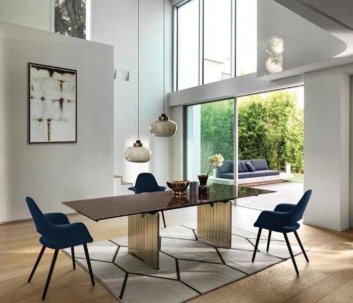 Entdecken Sie bei Conzept Beckord besondere Designmöbel! Hier finden Sie Fiam Italia Tische: Waves