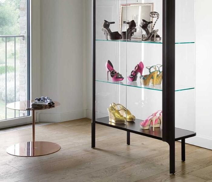 Entdecken Sie bei Conzept Beckord besondere Designmöbel! Hier finden Sie Fiam Italia Vitrinen: Aura
