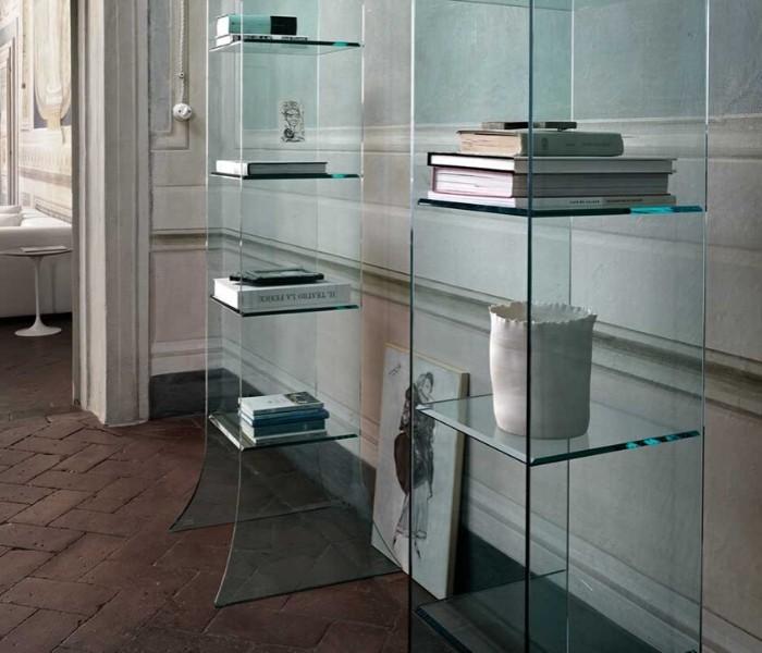 Entdecken Sie bei Conzept Beckord besondere Designmöbel! Hier finden Sie Fiam Italia Vitrinen: Babele