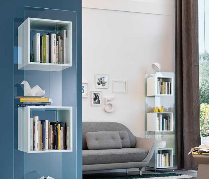 Entdecken Sie bei Conzept Beckord besondere Designmöbel! Hier finden Sie Fiam Italia Vitrinen: Marique totem