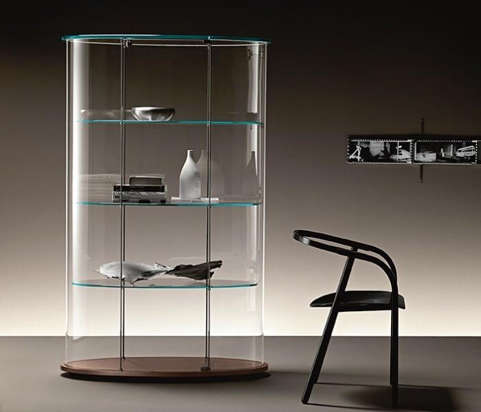 Entdecken Sie bei Conzept Beckord besondere Designmöbel! Hier finden Sie Fiam Italia Vitrinen: Palladio uno