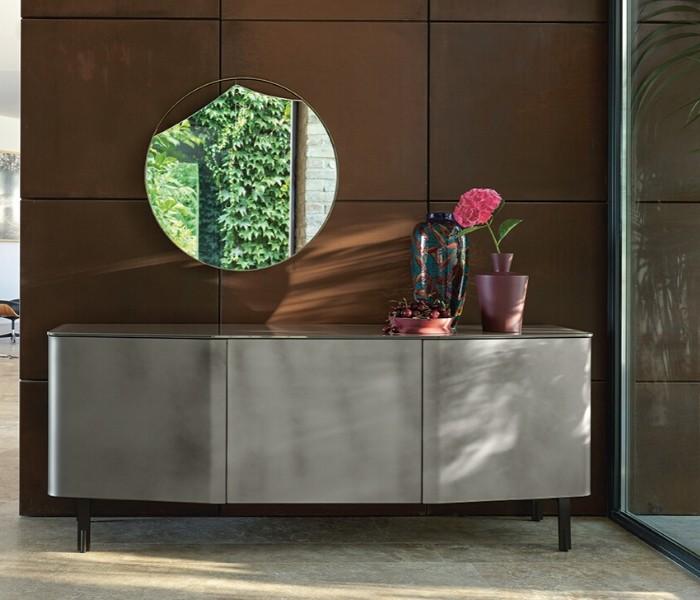 Entdecken Sie bei Conzept Beckord besondere Designmöbel! Hier finden Sie Fiam Italia Vitrinen: Plana