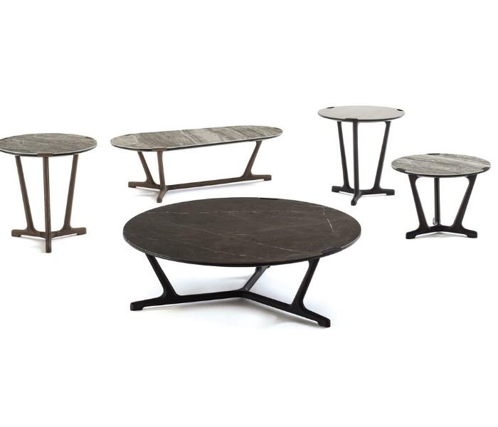 Entdecken Sie bei Conzept Beckord besondere Designmöbel! Hier finden Sie Frigerio Accessoires: Arja tavolino
