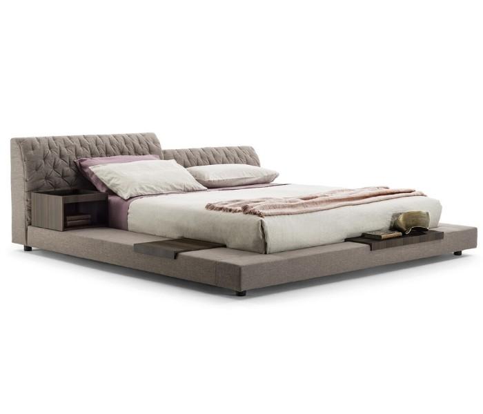 Entdecken Sie bei Conzept Beckord besondere Designmöbel! Hier finden Sie Frigerio Betten: Miller bed