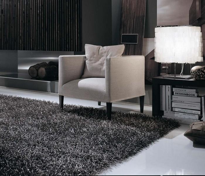 Entdecken Sie bei Conzept Beckord besondere Designmöbel! Hier finden Sie Frigerio Sessel: Adele soft