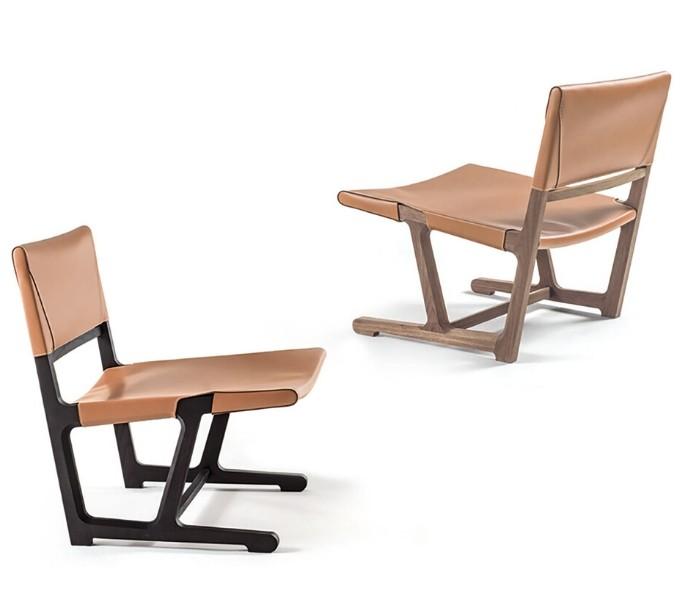 Entdecken Sie bei Conzept Beckord besondere Designmöbel! Hier finden Sie Frigerio Sessel: Ainda senza