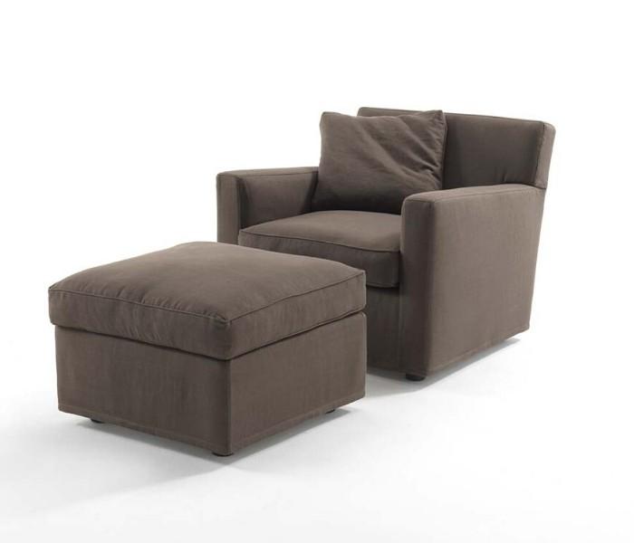 Entdecken Sie bei Conzept Beckord besondere Designmöbel! Hier finden Sie Frigerio Sessel: Eva