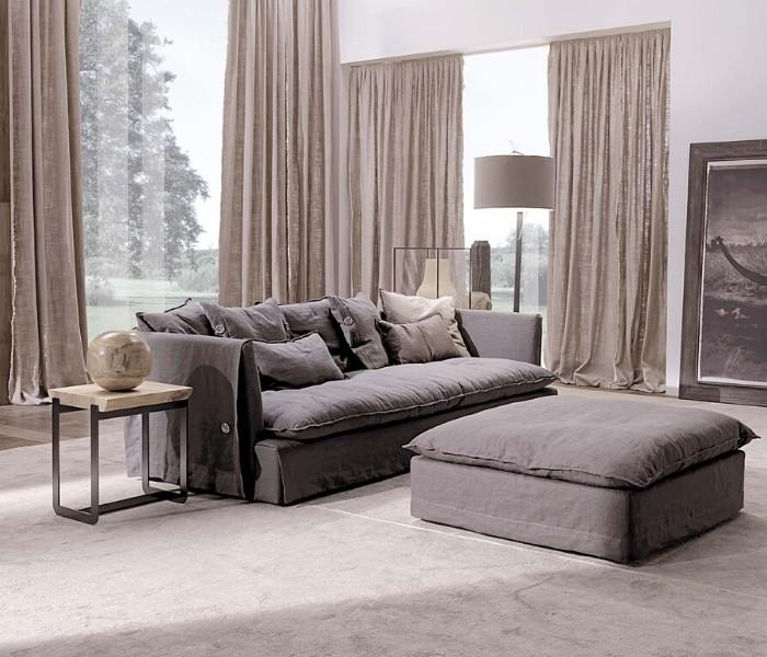 Entdecken Sie bei Conzept Beckord besondere Designmöbel! Hier finden Sie Frigerio Sofas: Kimono junior