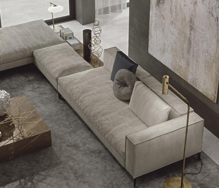 Entdecken Sie bei Conzept Beckord besondere Designmöbel! Hier finden Sie Frigerio Sofas: Taylor