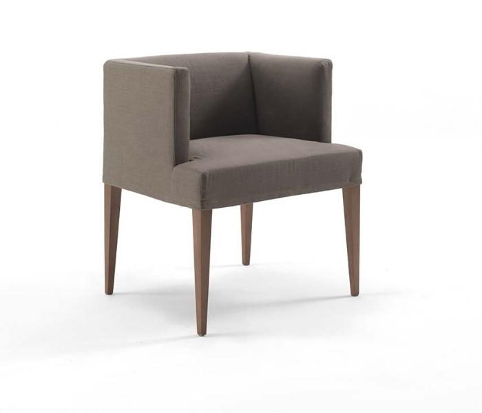 Entdecken Sie bei Conzept Beckord besondere Designmöbel! Hier finden Sie Frigerio Stühle: Adele junior