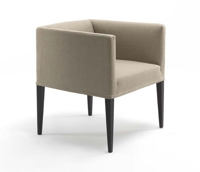 Entdecken Sie bei Conzept Beckord besondere Designmöbel! Hier finden Sie Frigerio Stühle: Adele