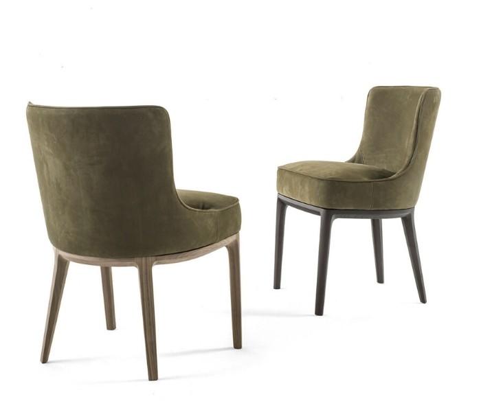 Entdecken Sie bei Conzept Beckord besondere Designmöbel! Hier finden Sie Frigerio Stühle: Althea