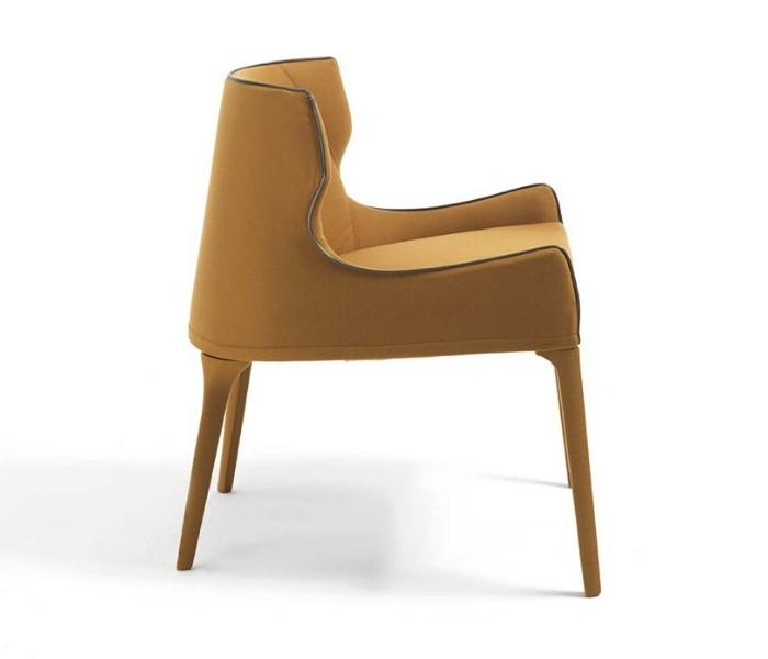 Entdecken Sie bei Conzept Beckord besondere Designmöbel! Hier finden Sie Frigerio Stühle: Crosby