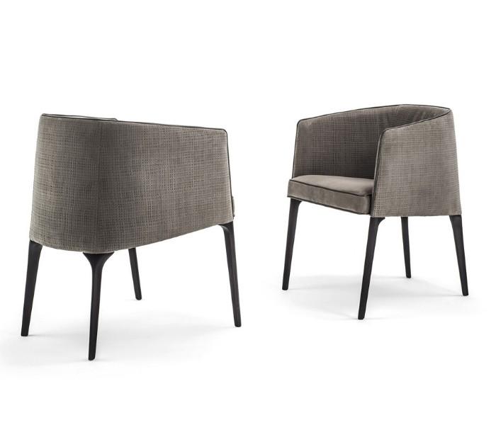 Entdecken Sie bei Conzept Beckord besondere Designmöbel! Hier finden Sie Frigerio Stühle: Jackie Poltronica