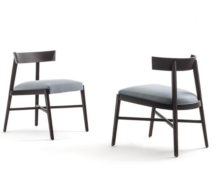 Entdecken Sie bei Conzept Beckord besondere Designmöbel! Hier finden Sie Frigerio Stühle: Lizzye