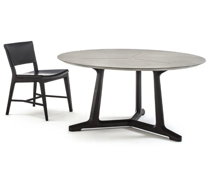 Entdecken Sie bei Conzept Beckord besondere Designmöbel! Hier finden Sie Frigerio Tische: Arja tavolo