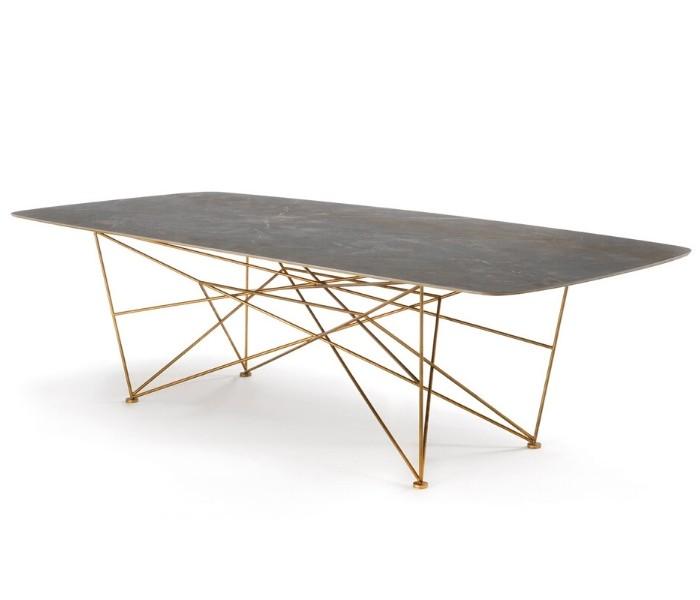 Entdecken Sie bei Conzept Beckord besondere Designmöbel! Hier finden Sie Frigerio Tische: Ray