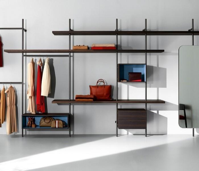 Entdecken Sie bei Conzept Beckord besondere Designmöbel! Hier finden Sie Porro Schranksysteme: Boutique